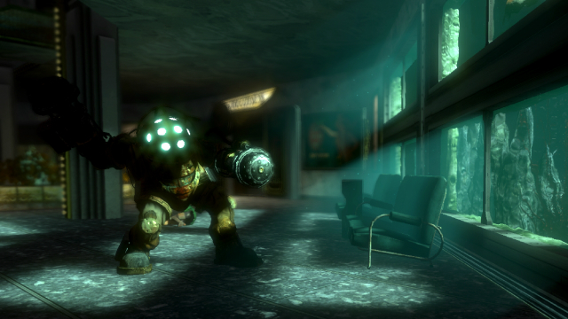 BioShock - Daddy Light