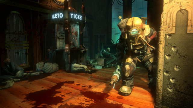 BioShock - Daddy Peek