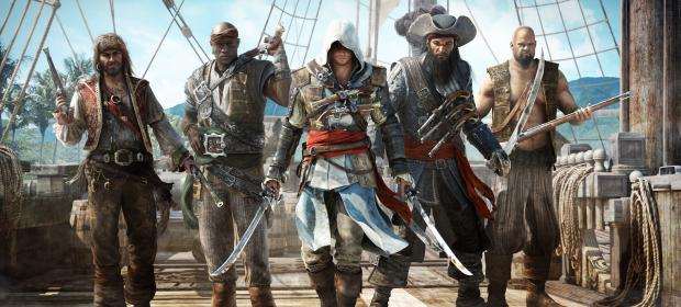 Assassin's Creed IV: Black Flag PC Version Goes Gold