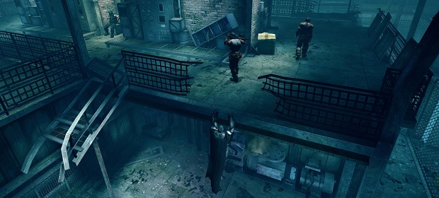 Arkham Origins Blackgate Deluxe Edition Coming To Consoles and PC