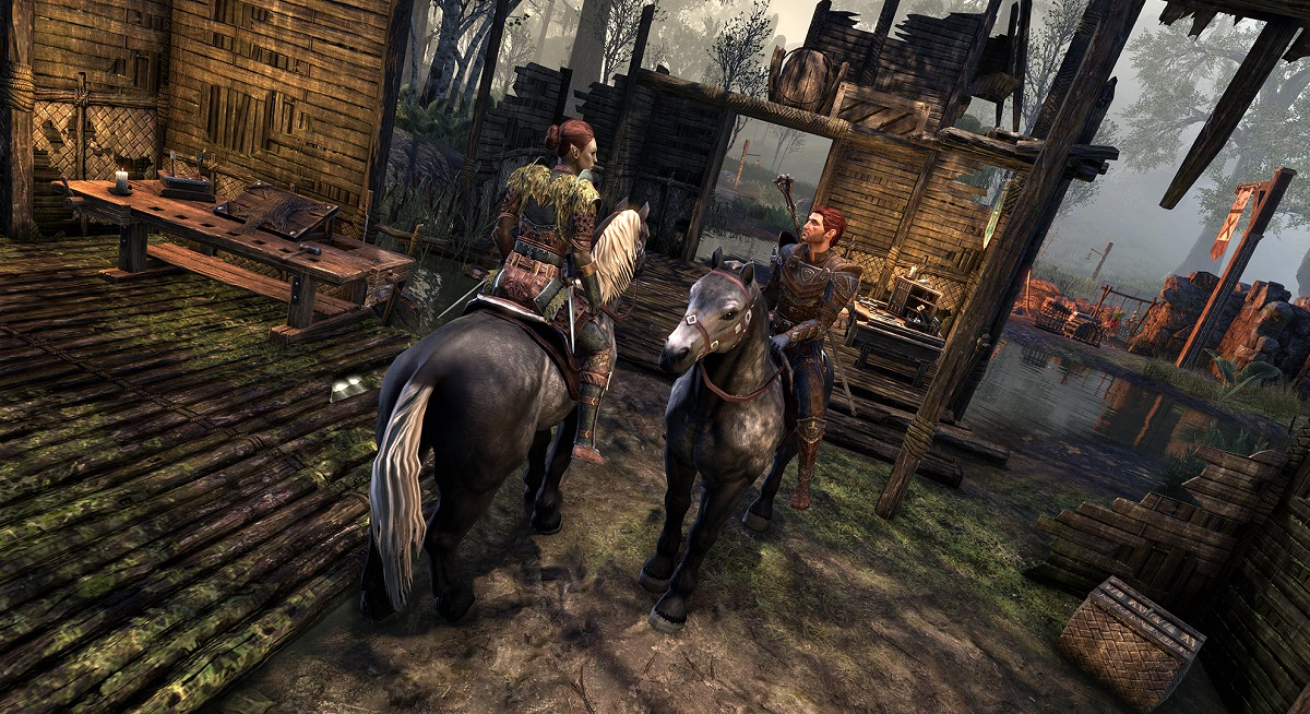 Blackwood Preview Companions