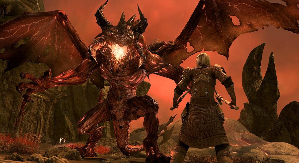 Blackwood preview Demon