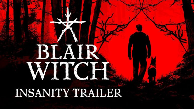 Blair Witch Insanity Trailer