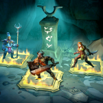 Blightbound is heading to early access