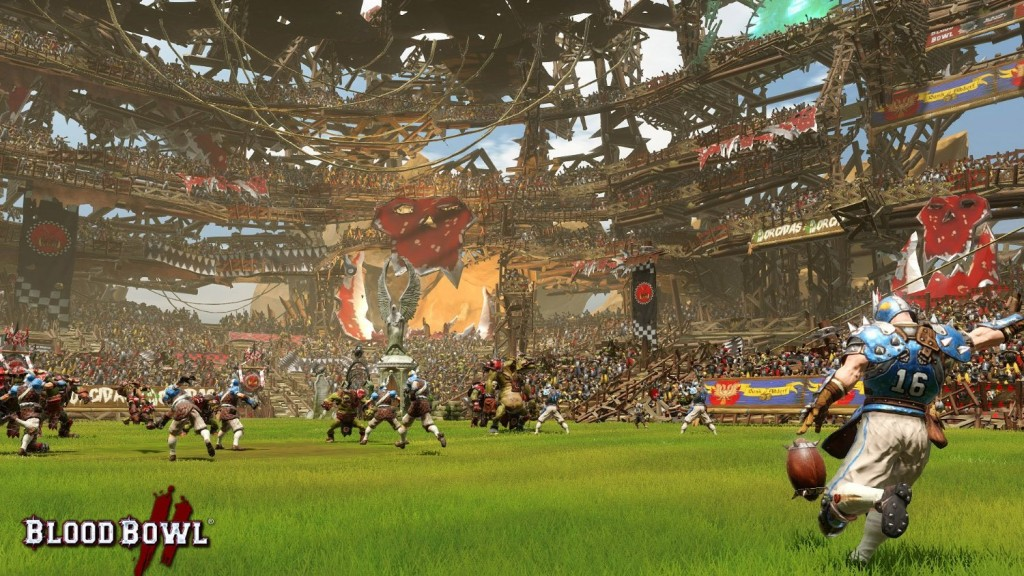 Blood Bowl 2 ps4 review