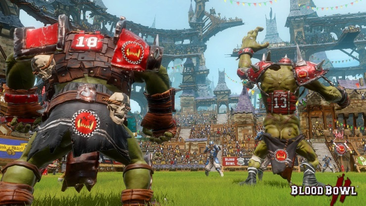 Blood Bowl 2 ps4 xbox pc review