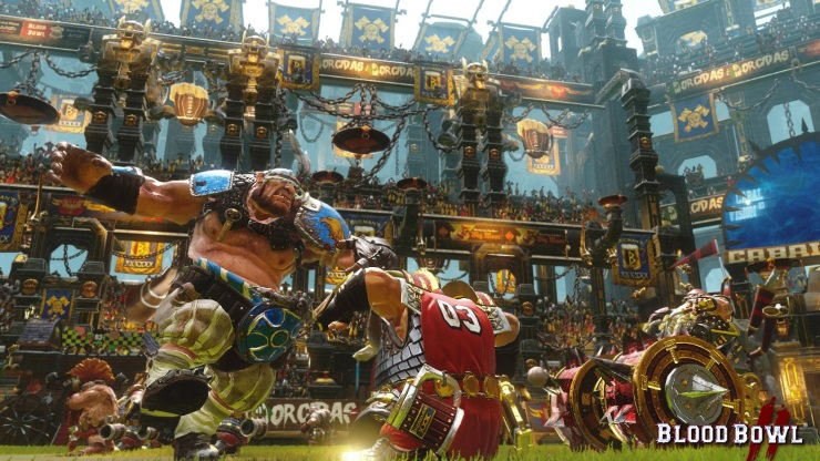 Blood Bowl 2 review screenshot ps4