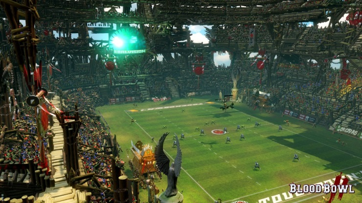 Blood Bowl 2 review screenshot