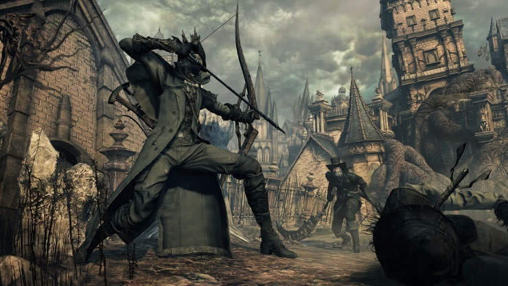Bloodborne the old hunters new weapons
