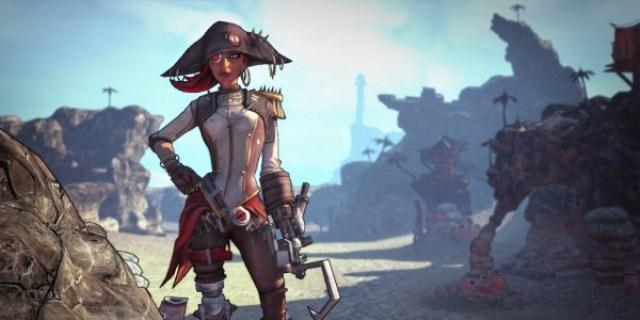 Borderlands 2 Captain Scarlett DLC
