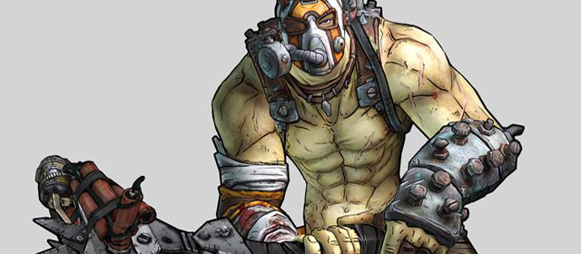 Psycho Class Comes to Borderlands 2 Next Week