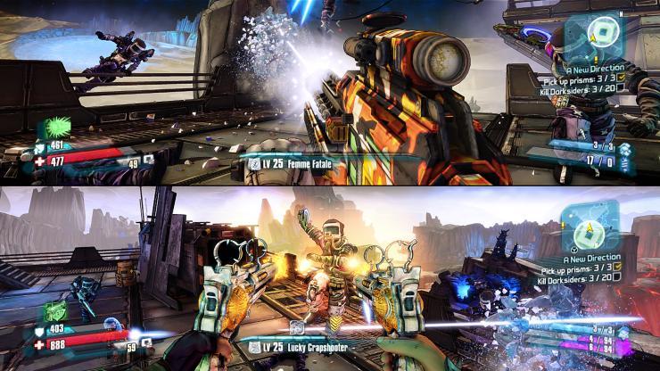 Borderlands The Pre-Sequel Multiplayer