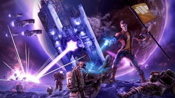 Borderlands The Pre-Sequel review featured