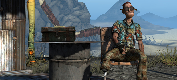 More Borderlands 2 DLC Out This Autumn