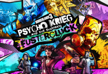 Borderlands 3: Psycho Krieg & the Fantastic Fustercluck