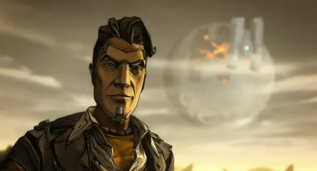 Borderlands 2 - Handsome Jack