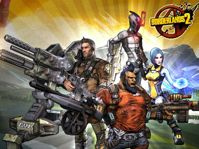 Borderlands 2 - Line-Up