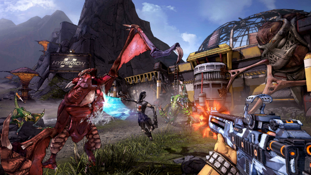 Borderlands 2 - Screenshot