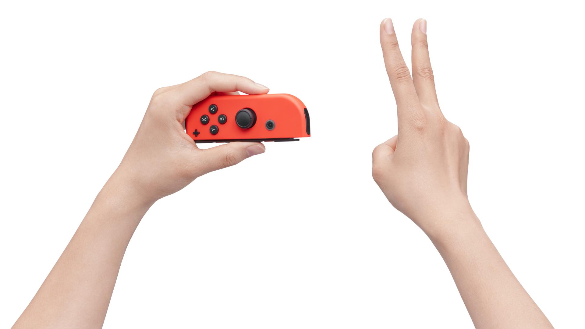 Using the Joy-Con IR Sensors for Nintendo Switch Brain Training