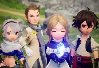 Bravely Default 2 Preview