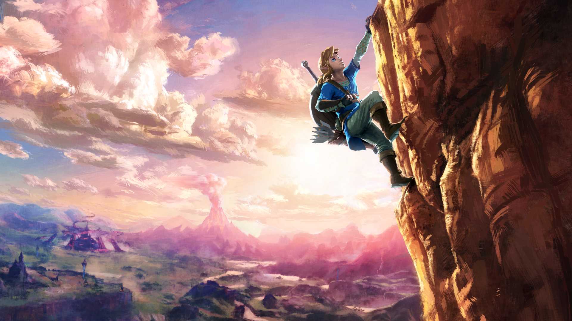 The Legend Of Zelda Breath Of The Wild Review Godisageek Com