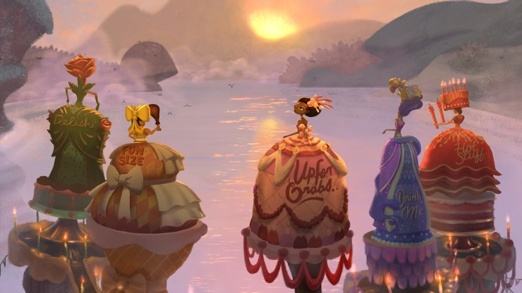 Broken Age Act 1 Screenshot
