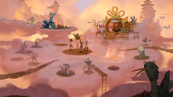 Broken Age PS4 review