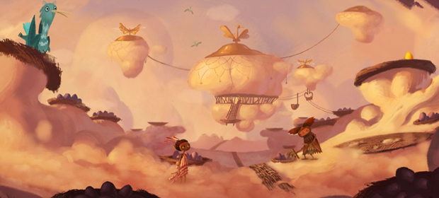 Broken Age Cast Revealed