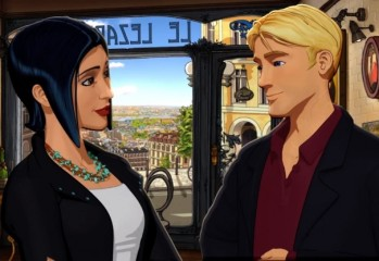 Broken Sword Xbox One review