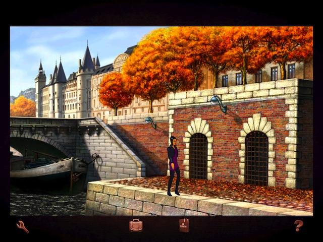 Broken Sword - Screenshot