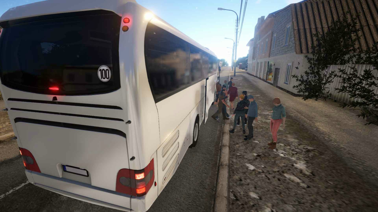 Bus Simulator Review
