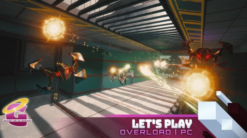 Watch Us Play Overload On Pc