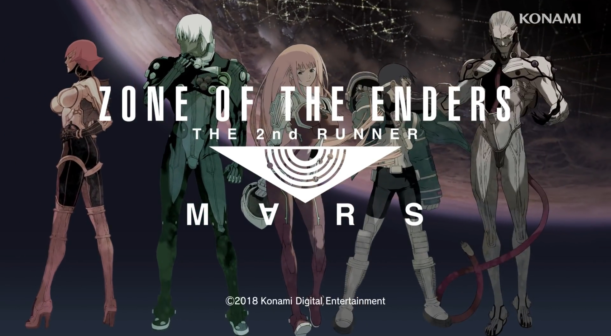 Launch Trailer For Zone Of The Enders
