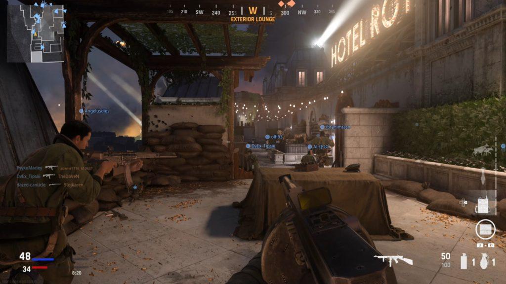 Call of Duty: Vanguard Beta