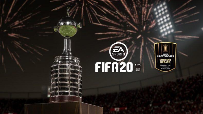 CONMEBOL Libertadores FIFA 20