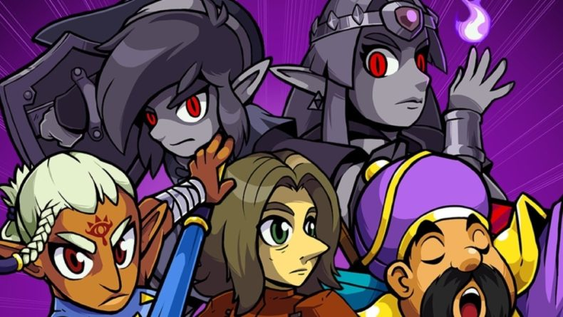 Cadence of Hyrule Character Pack DLC