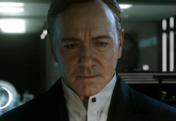 Call of Duty Advanced Warfare - Kevin Spacey