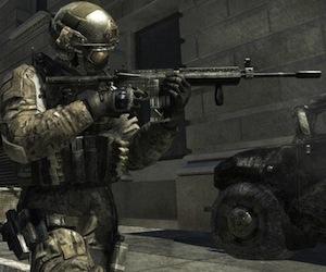 Call of Duty Modern Warfare 3 Strike Packages