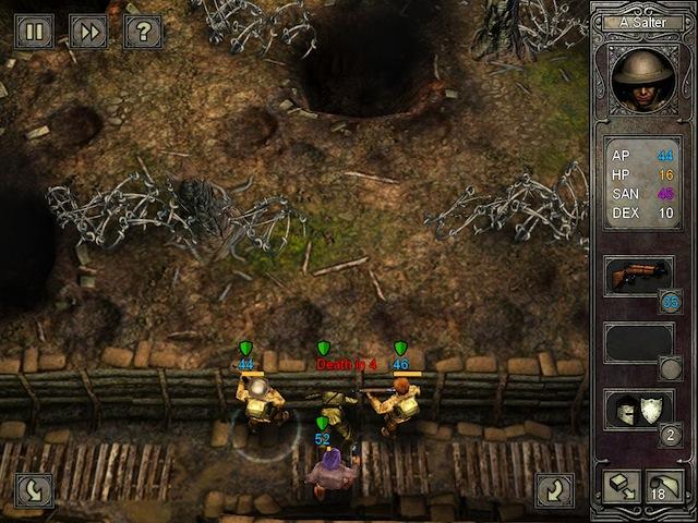 Call of Cthulu: The Wasted Land - Screenshot