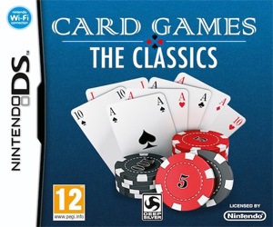 Card Games - The Classics Hits The DS Today