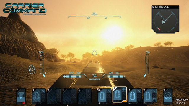 Carrier Command :Gaea Mission
