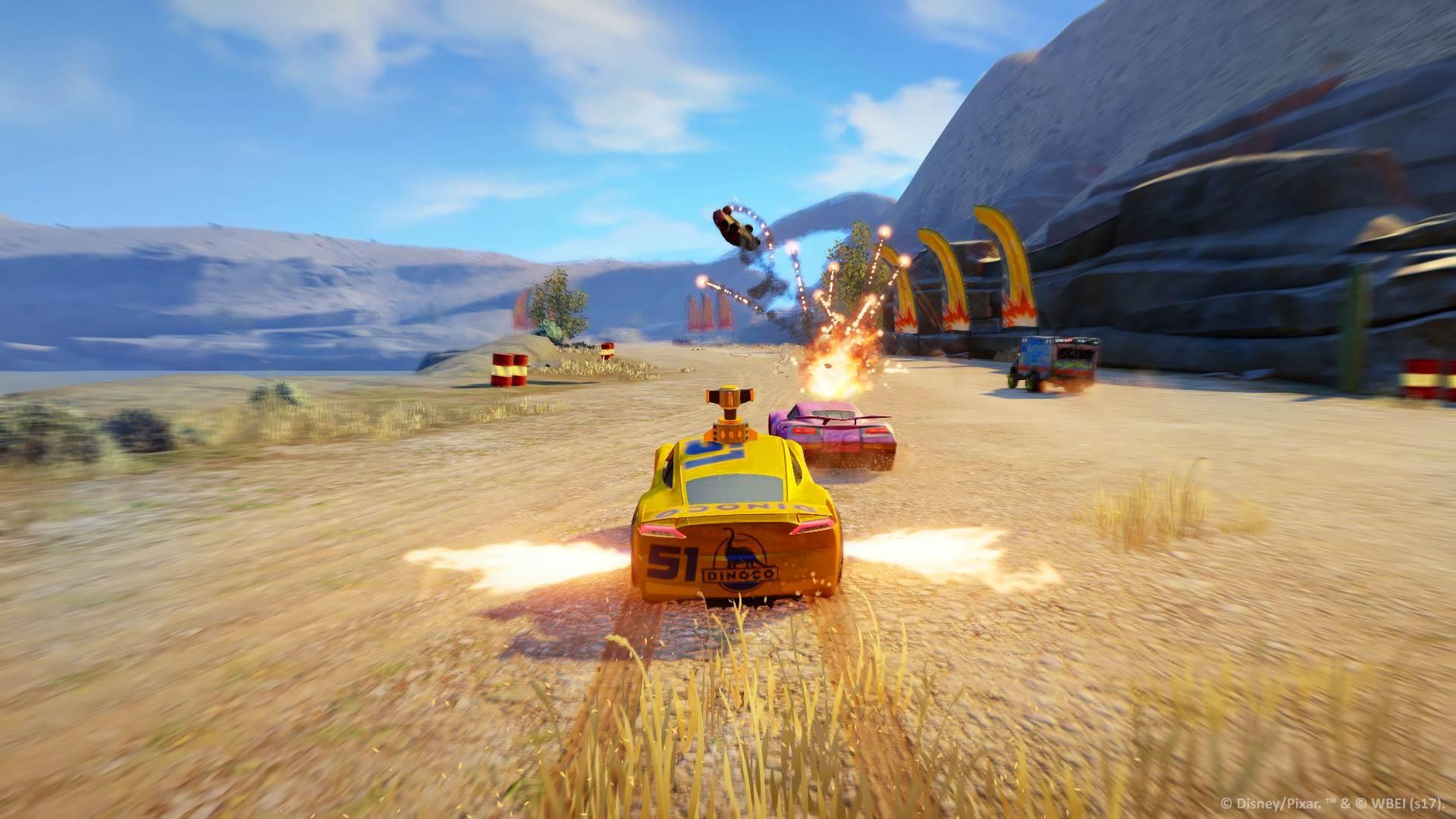 Cars 3 preview - Battle_Race25_C_Ben