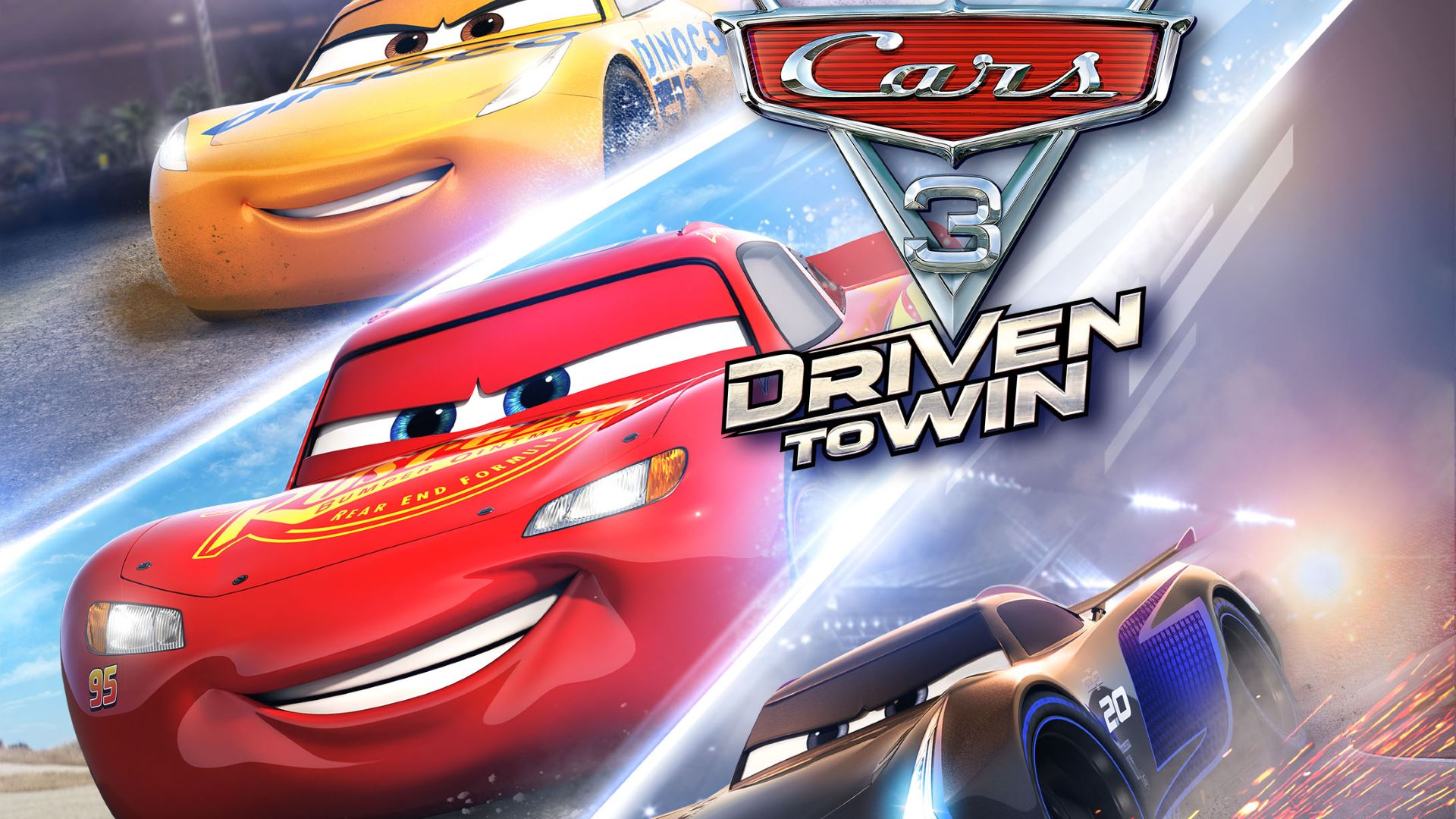 Cars 3 Driven To Win Review Godisageek Com