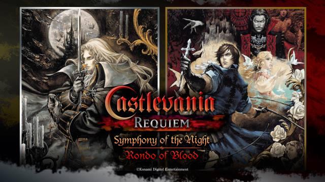Castlevania Requiem Symphony Of The Night Rondo Of Blood Review