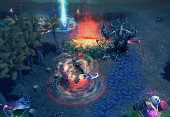 Chaos Heroes Online featured