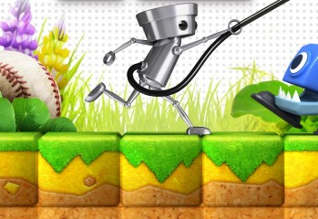 Chibi Robo Zip Lash review