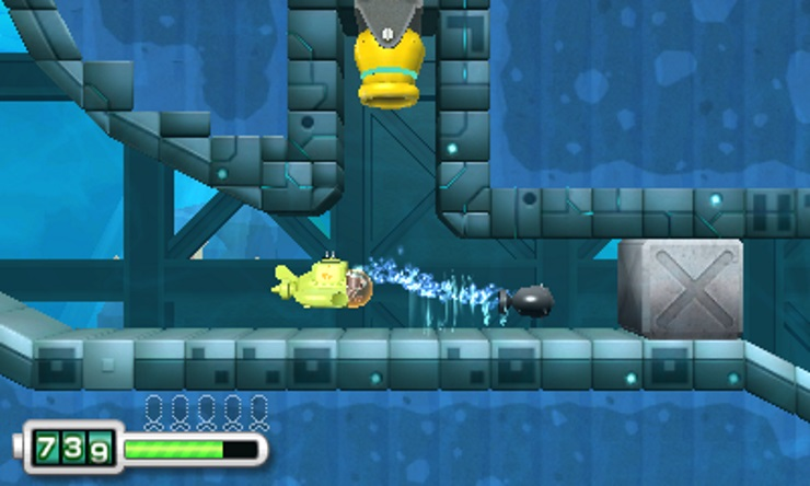 Chibi robo review screenshot 3ds