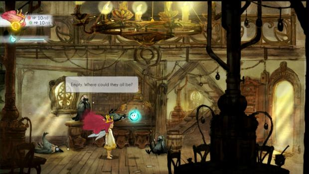 Child of Light screen 2