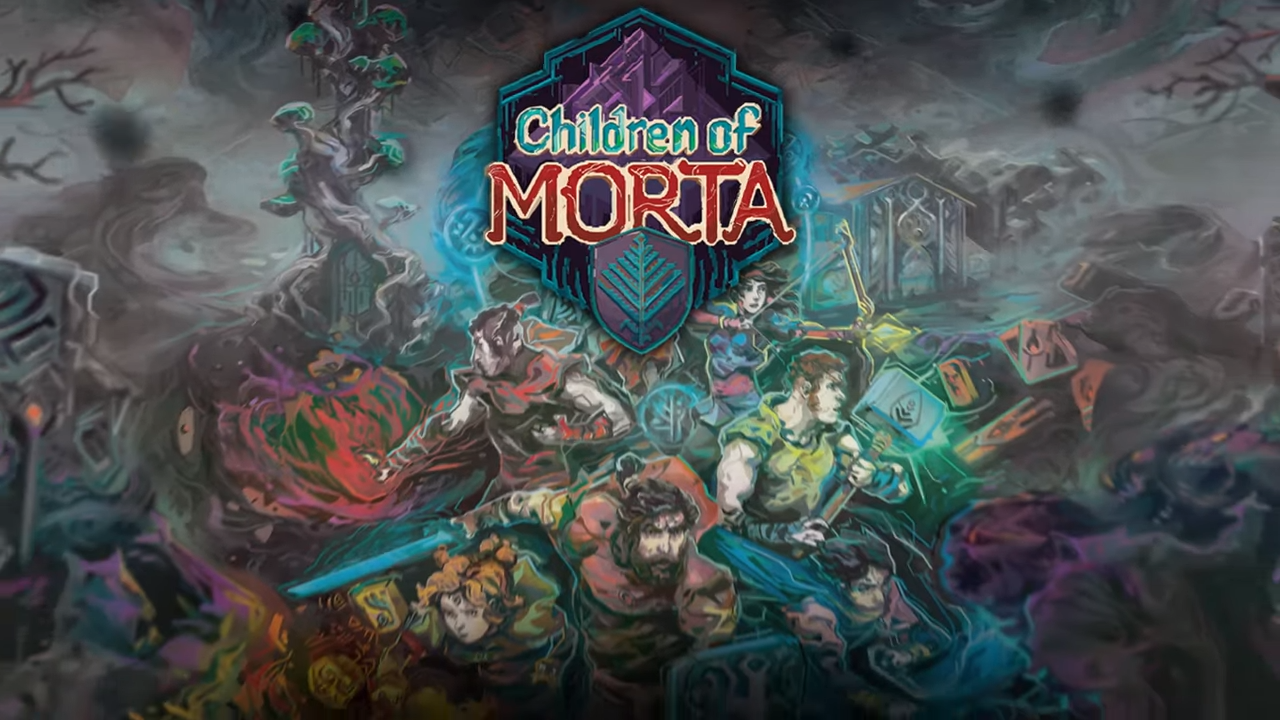 Children of Morta Switch review | Switch re:port