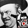 For Your Amusement: Citizen Kane